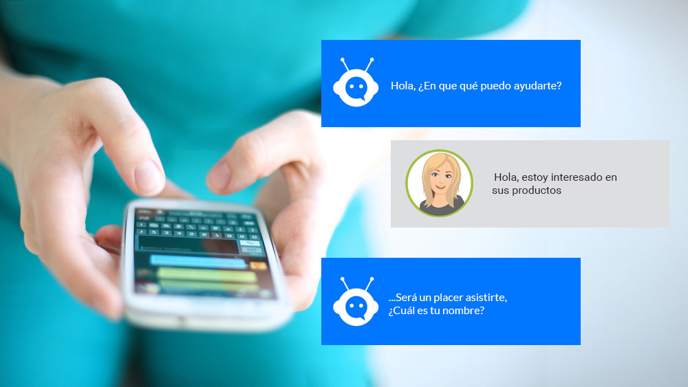 Asistentes Virtuales Chatbot Marketing Digital